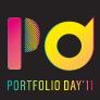 Logo, AIGA Portfolio Day 2011